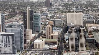 What do you think of downtown Phoenix becoming a tech hub?