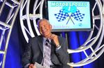Retired NASCAR driver offers lesson in networking