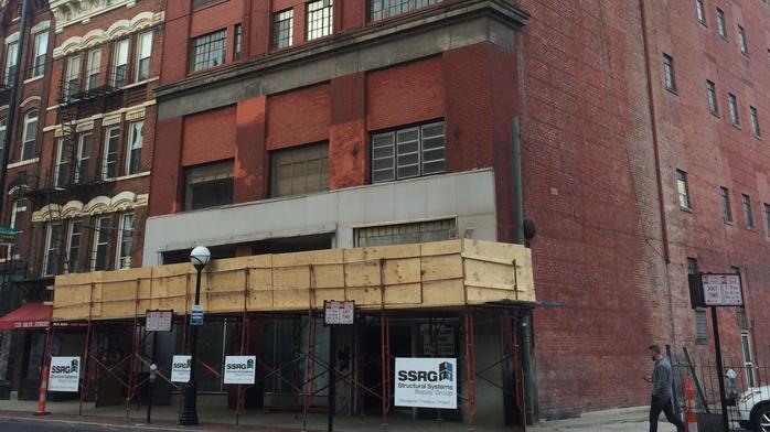 Why the Dennison Hotel demolition is frozen