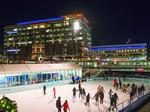 More skaters hit the ice at Canalside in unusually tame winter
