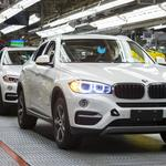 S.C. BMW plant rolls out record number of autos in 2015