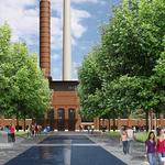 Powell Avenue Steam Plant gets design approval