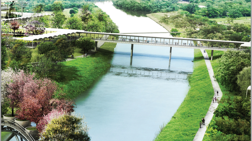 Houston Botanic Garden Master Plan Approved, To Feature Designed And  Natural Gardens Along Sims Bayou   Houston Business Journal