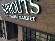 The Sprouts Farmers Market opened a 26,000-square-foot store in Oakland's Broadway-Valdez neighborhood.