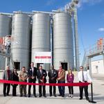 Halliburton opens frac sand plant just south of San Antonio