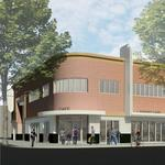 Former Greyhound station to become retail space with parking garage