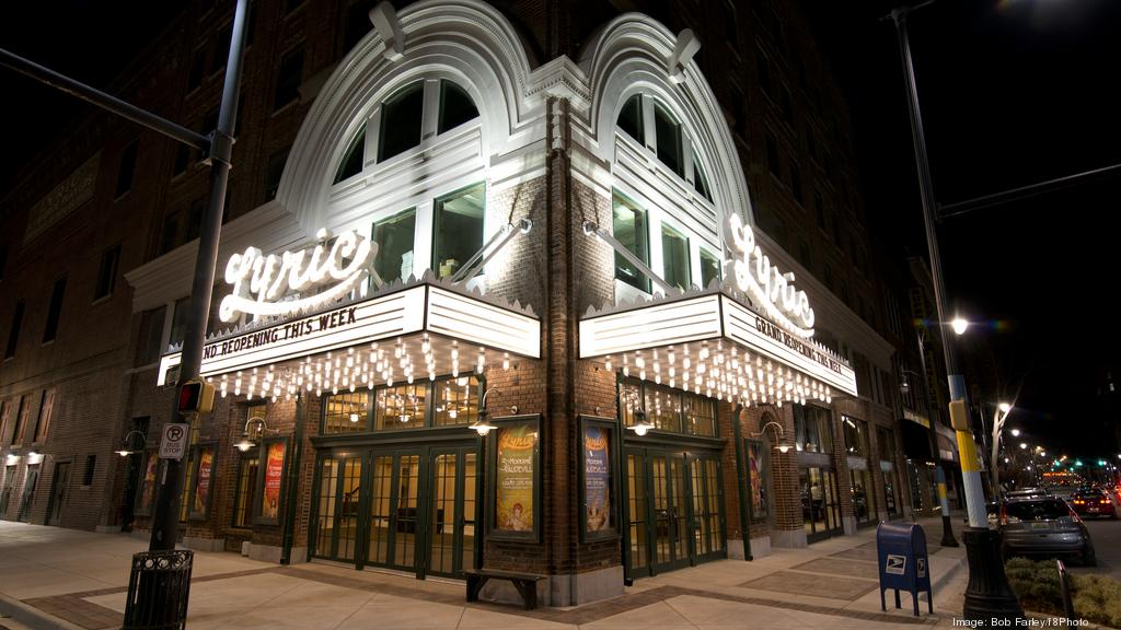 Lyric Theatre comes back to life in downtown Birmingham ...