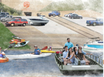 New plan for Mud Island redevelopment surfaces