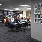 Denver law firms are designing their space to encourage contact