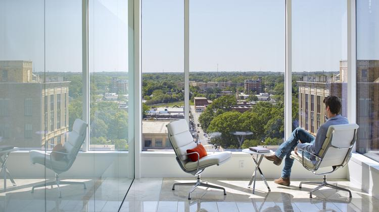 A look at some of the Triangle\'s \'coolest\' office spaces ...