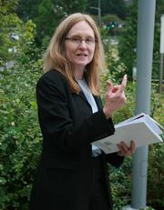 """In June when President Obama launched his climate action plan for the nation, he cited the use of natural systems to capture carbon as a priority,"" said Eileen Quigley, director of strategic innovation at Climate Solutions. Quigley pointed out that her group just issued a new report on natural infrastructure noting that Portland and the Northwest region lead the nation in using biocarbon and other natural solutions in cities, forests, rural communities, wetlands, even the ocean to store carbon and remove carbon pollution from the atmosphere."