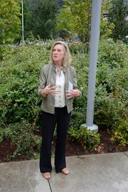 "Linda Dobson, division manager for sustainable stormwater management at Portland's Bureau of Environmental Services, noted that green or natural infrastructure helps the city's grey pipe infrastructure work more efficiently. ""It helps cool the air; it creates green spaces in urban areas; it creates habitat for birds and beneficial insects,"" she said. Dobson also noted that since 1990, carbon emissions are down by more than 8 percent in Portland, while nationwide emissions increased 10 percent. ""In 2009, Portland adopted the goal of reducing carbon emissions by 40 percent by 2030,"" Dobson explained. ""Now we are beginning to realize that our growing green infrastructure is a valuable tool in reducing the amount of harmful carbon in our atmosphere not only by helping to reduce overall carbon emissions, but also by capturing existing carbon already produced."""