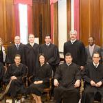 2016 Welcoming Ceremony toasts judiciary