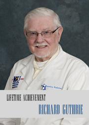 Lifetime Achievement Richard Guthrie Mid-America Diabetes Associates