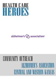 Community Outreach Alzheimer's Association Central and Western Kansas