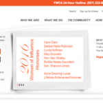 YWCA Dayton announces the 2016 Women of Influence Honorees