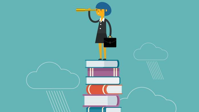 3 keys to career advancement