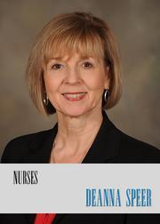Nurses Deanna Speer Via Christi Health