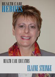 Health Care Educators Elaine Steinke School of Nursing, Wichita State University