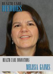 Health Care Innovators Melissa Gaines KU Wichita Adult Medicine