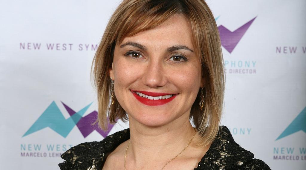 La Women Of Influence Natalia Staneva Director Of The New West