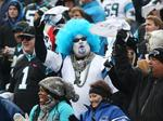 Show us how your company cheers on the Carolina Panthers