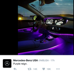 Did Mercedes-Benz reference Future's mixtape on Twitter?