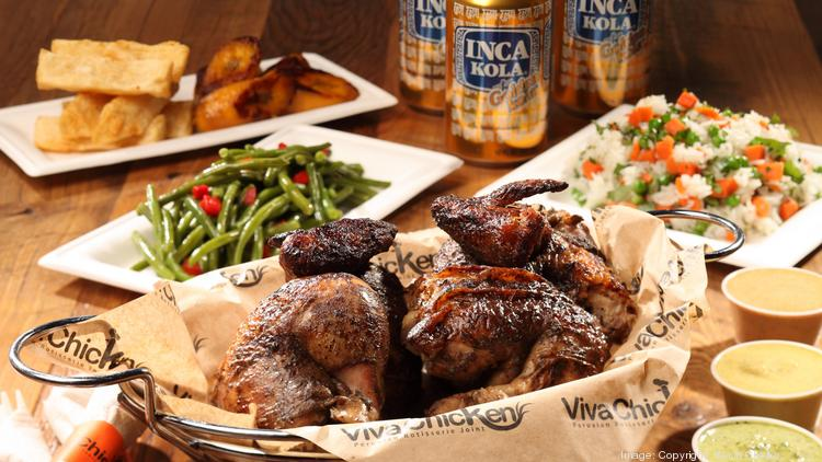 Expansion on menu for popular peruvian chicken concept charlotte viva chicken is known for its peruvian rotisserie chicken which is marinated using a family forumfinder Images