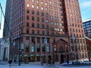 69 State St. is one of two buildings in downtown Albany, New York that will be auctioned Feb. 22.