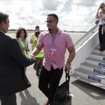 Chicago White Sox's Jose Abreu and Comcast Sportsnet Chicago visit Cuba