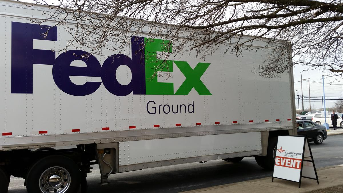 FedEx Ground To Start Hiring At Tradepoint Atlantic   Baltimore Business  Journal  Fedex Jobs