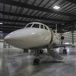 Photos: Inside the swanky private jet terminal at SJC that tech execs use