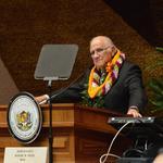 Souki steps down as Hawaii House speaker