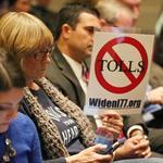 Regional group backs I-77 toll project