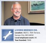 Made in KC: <strong>Livers</strong> Bronze: A firm grip on the railing industry (Video)