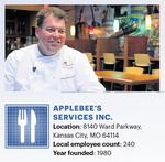 Made in KC: Applebee's: 'I get to feed a million people a day' (Video)