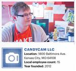 Made in KC: CandyCam: Market for employing photo tech 'ripe for disruption' (Video)