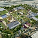 Microsoft submits plans for major Mountain View campus revamp featuring big green roof