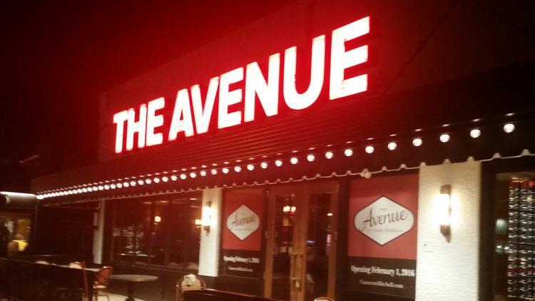 New Cameron Mitchell Restaurant The Avenue Steak Tavern In