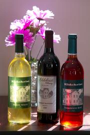 Eldchrist Winery wine.