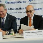 Deal to integrate with Jefferson means Kennedy 'no longer in the corner'