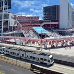 Why the 49ers threaten no more weekday concerts at Levi's Stadium