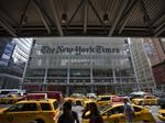 New York Times CFO announces retirement, search for successor begins