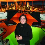 Personalities of Pittsburgh: WQED Multimedia's <strong>Deborah</strong> <strong>Acklin</strong>