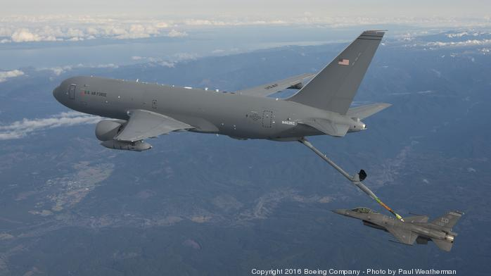 Government warns more KC-46 tanker delays are possible
