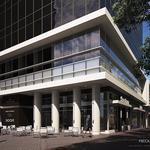 Renovations to bring more restaurants to BofA Plaza?