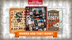 Where are they now? Catching up with 40 Under 40 alumni