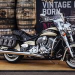 Indian Motorcycle unveils Jack Daniel's motorcycle (Photos)