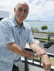 After nearly 40 years at Castle & Cooke Hawaii, Harry Saunders has a good view of how David Murdock wants things run.