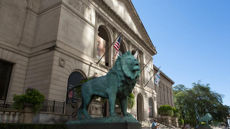 art institute of chicago gets two massive gifts totaling 70 million